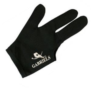 Gant Gabriel noir taille unique