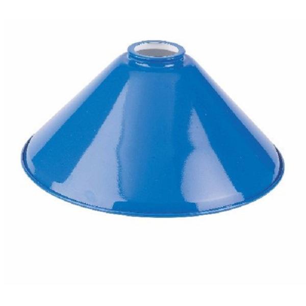 Globe Conique Bleu diam. 37cm