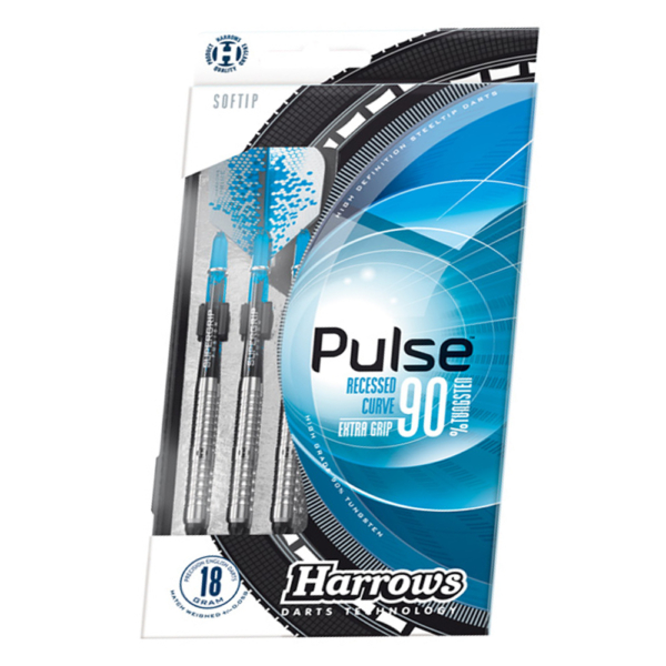 Jeu nylon Harrows Pulse 90% tgs 18g