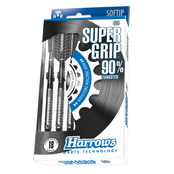 Jeu nylon Harrows Supergrip 90% tgs 16g