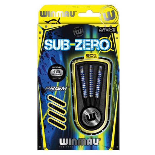 Jeu nylon Winmau Sub-Zero A 80% tgs 18g