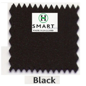 Kit Tapis  Hainsworth Smart 7ft Black