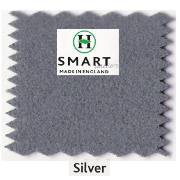 Kit Tapis  Hainsworth Smart 7ft Silver