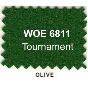 Kit Tapis  6811 Tournament 7ft Olive