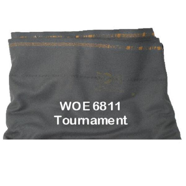 Kit Tapis Pool 6811 Tournament 29oz 7ft Grey