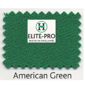 Kit Tapis Hainsworth Elite Pro 7ft USA American Green