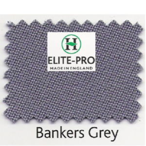 Kit Tapis Hainsworth Elite Pro 7ft USA Bankers Grey