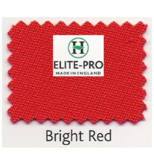 Kit Tapis Hainsworth Elite Pro 7ft USA Bright Red