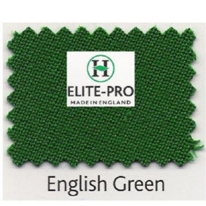 Kit Tapis Hainsworth Elite Pro 7ft USA English Green