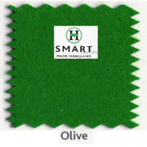 Kit Tapis Snooker Hainsworth Smart 12ft Olive