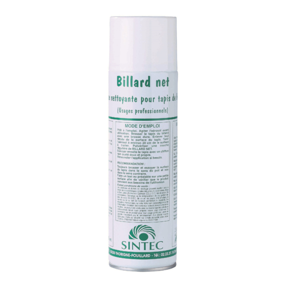 Nettoyant Spray Billard Net