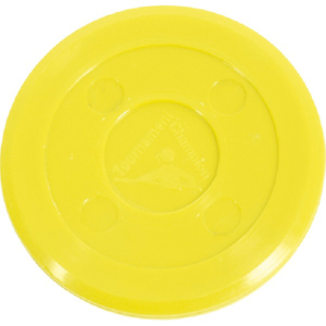 Palet Air Hockey Jaune Pro 70mm