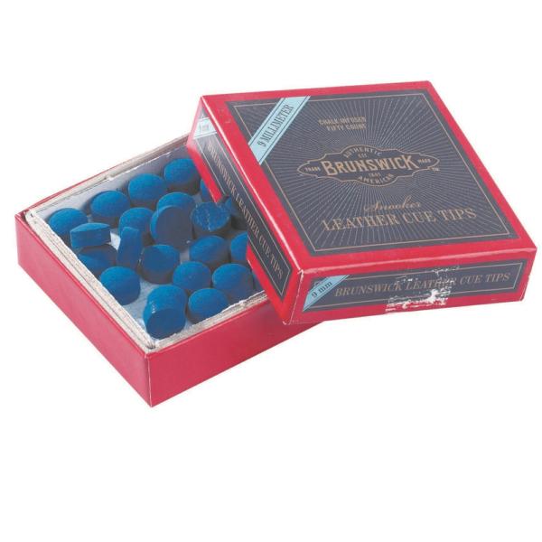 Procédé Brunswick Blue Diamond 9mm les 5