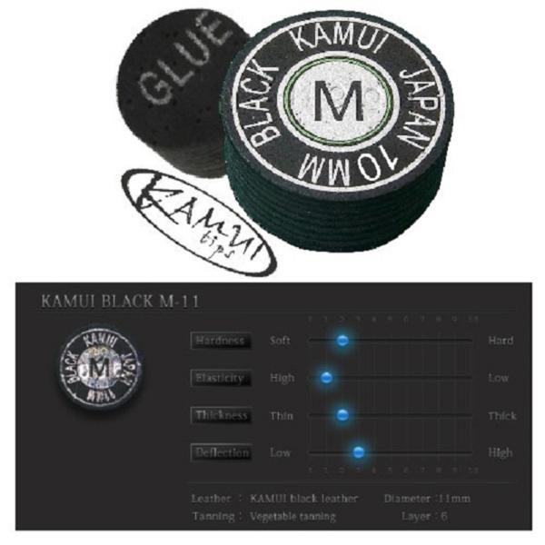 Procédé Kamui Black Medium 10mm, l'unité