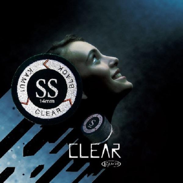 Procédé Kamui Clear Black Super Soft 14mm, l'unité