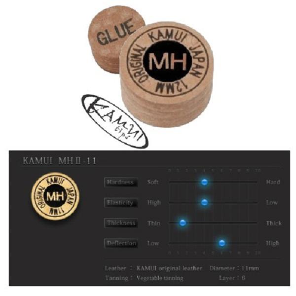 Procédé Kamui Original Medium/Hard 11mm, l'unité