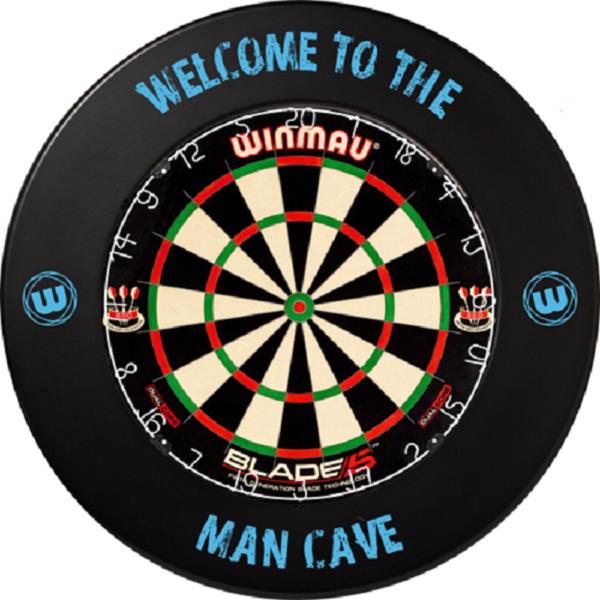 Protecteur cible Winmau Man Cave