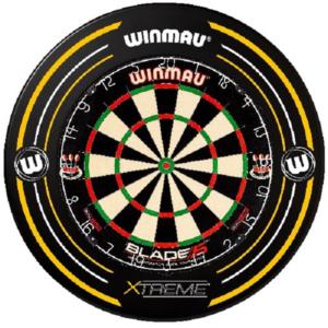 Protecteur cible Winmau Xtreme 2 Noir