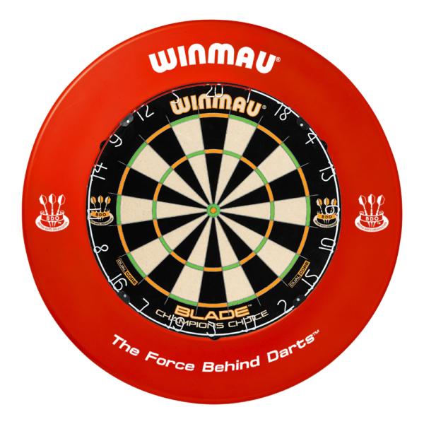 Protecteur cible Winmau Red