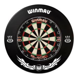 Protecteur cible Winmau Xtreme Noir