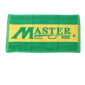 Serviette Master Cue verte/jaune