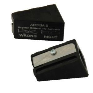 Taille procédé Artemis noir