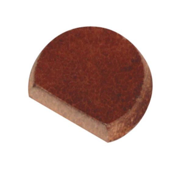 Talonnette cuir plate
