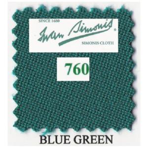 Tapis Simonis 760/195 Blue Green – Le mètre