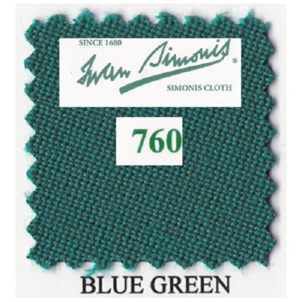 Tapis Simonis 760/195 Blue Green – Le mètre linéaire