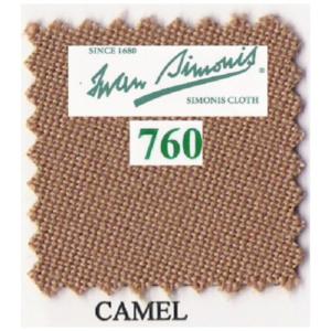 Tapis Simonis 760/195 Camel – Le mètre