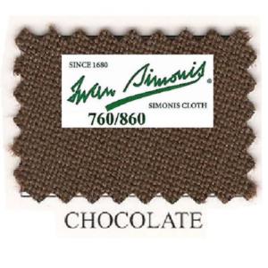 Tapis Simonis 760/195 Chocolate – Le mètre