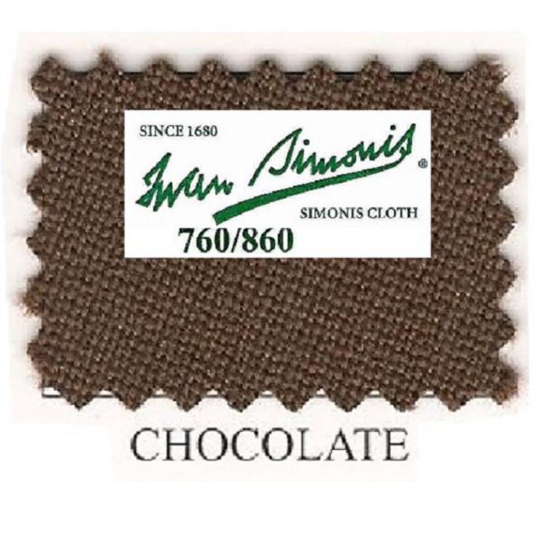 Tapis Simonis 760/195 Chocolate – Le mètre linéaire