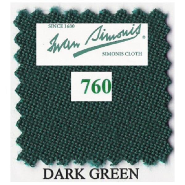 Tapis Simonis 760/195 Dark Green – Le mètre linéaire