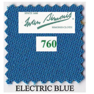 Tapis Simonis 760/195 Electric Blue – Le mètre
