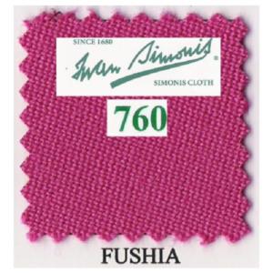 Tapis Simonis 760/195 Fuschia – Le mètre