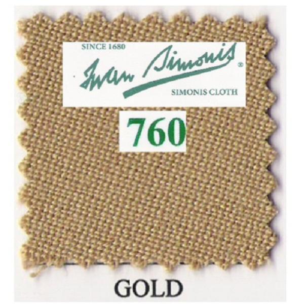 Tapis Simonis 760/195 Gold – Le mètre linéaire