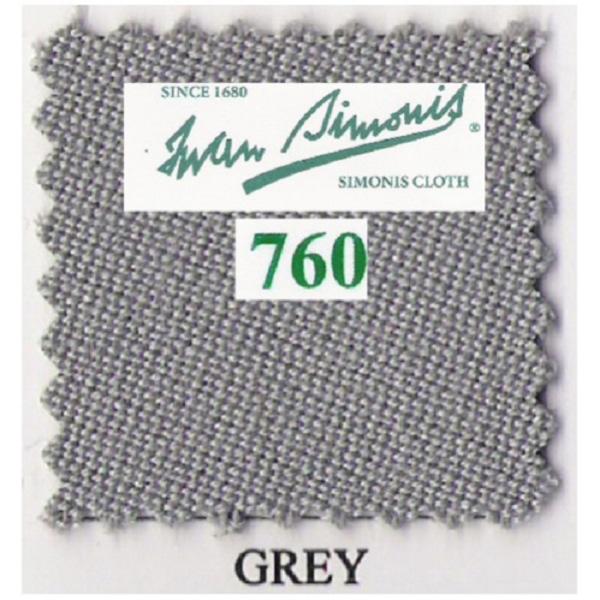 Tapis Simonis 760/195 Grey – Le mètre linéaire