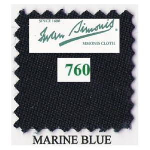 Tapis Simonis 760/195 Marine Blue – Le mètre