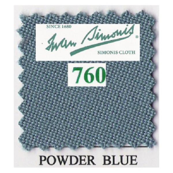 Tapis Simonis 760/195 Powder Blue – 10 cm