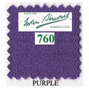 Tapis Simonis 760/195 Purple – Le mètre linéaire