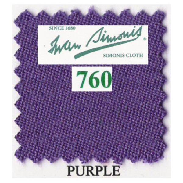 Tapis Simonis 760/195 Purple – Le mètre