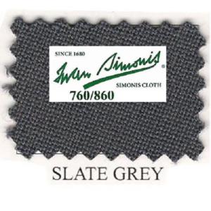 Tapis Simonis 760/195 Slate Grey – Le mètre linéaire