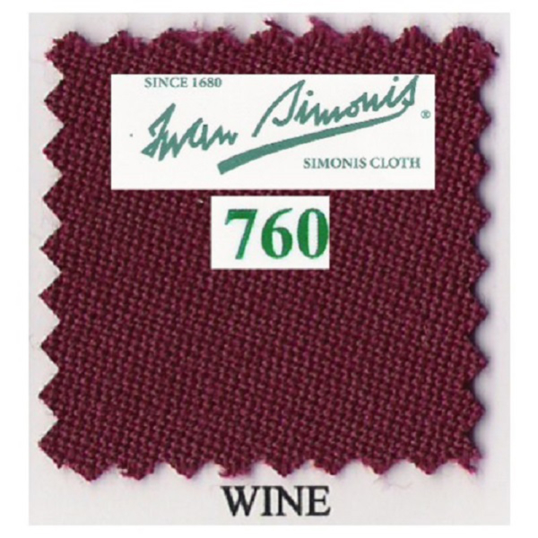 Tapis Simonis 760/195 Wine – Le mètre
