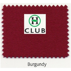 Kit Tapis  Hainsworth Club 7ft Bordeaux