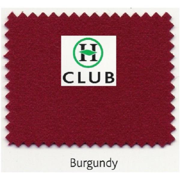 Kit Tapis  Hainsworth Club 7ft Bordeaux