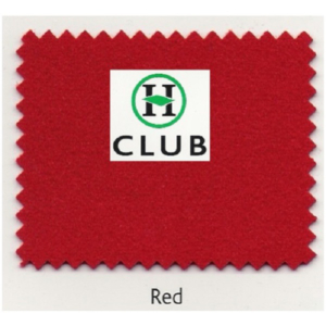 Kit Tapis  Hainsworth Club 7ft Red