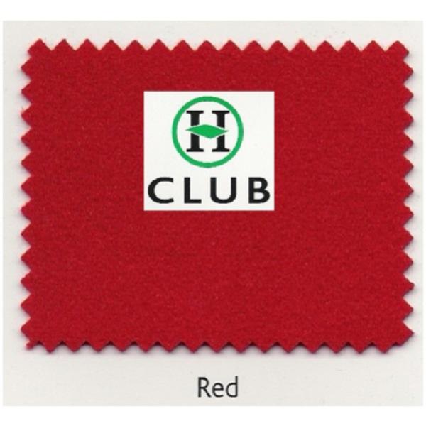 Kit Tapis  Hainsworth Club 7ft Red