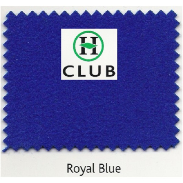 Kit Tapis  Hainsworth Club 7ft  Royal Blue