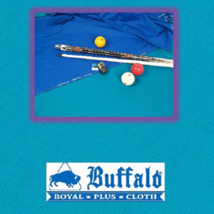 Tapis  Royal Plus/170 Blue Green – Le mètre