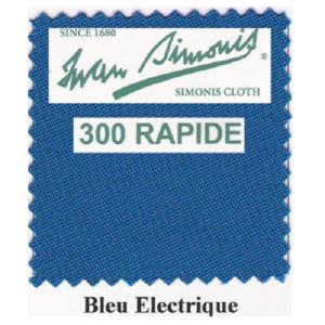 Tapis Simonis 300/195 Electric Blue – Le mètre